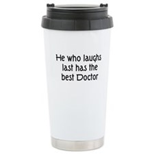 Unique Doctor Travel Mug