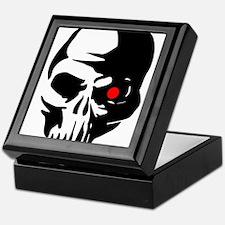 Cyborg Terminator Cyber Robot Tech Sk Keepsake Box