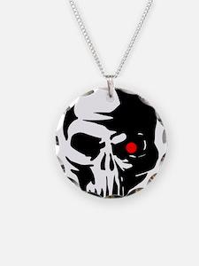 Cyborg Terminator Cyber Robo Necklace