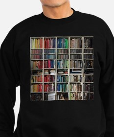 colorful library 2 Sweatshirt