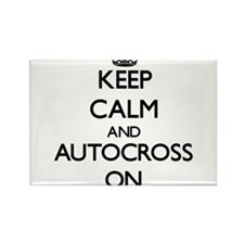 Keep calm and Autocross ON Magnets