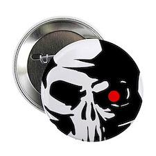 """Cyborg Terminator Cyber Robot Tech Sk 2.25"""" Button"""