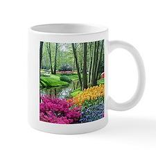 beautiful garden 2 Mugs