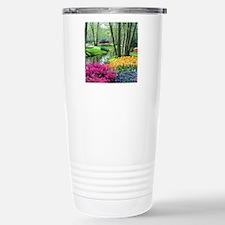 beautiful garden 2 Travel Mug