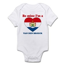 Van Den Broeck, Valentine's D Infant Bodysuit
