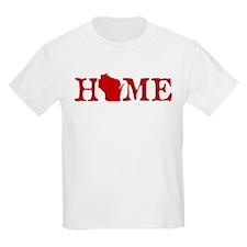 HOME - Wisconsin T-Shirt