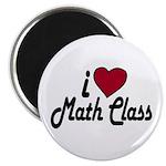 I Love Math Class (Back to School) Magnet