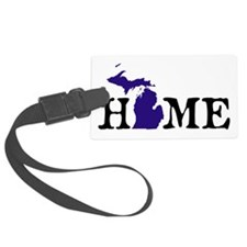 HOME - Michigan Luggage Tag