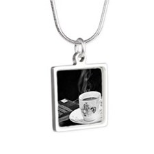 Cup of Tea Necklaces