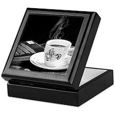 Cup of Tea Keepsake Box