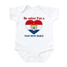 Van Den Berg, Valentine's Day Infant Bodysuit