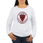 USS KEPPLER Women's Long Sleeve T-Shirt
