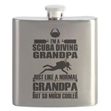 ScubaGrandpaK Flask