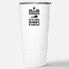 ScubaGrandpaK Travel Mug
