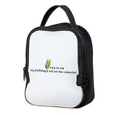 Be Nice To Me... Neoprene Lunch Bag
