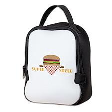 Super Sized Neoprene Lunch Bag