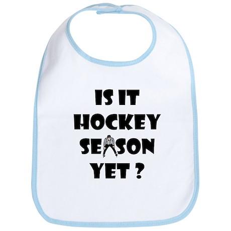 Hockey Season Bib
