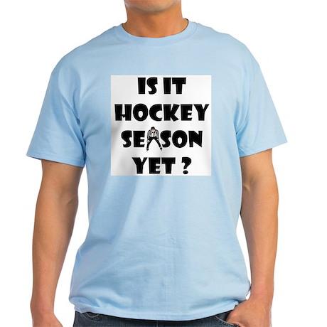 Hockey Season Light T-Shirt
