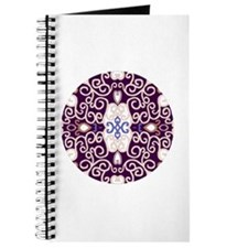 Art Nouveau (purple/ivory) Journal / Diary