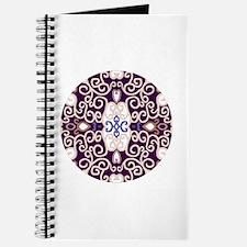 Art Nouveau (purple/ivory) Journal / Diary