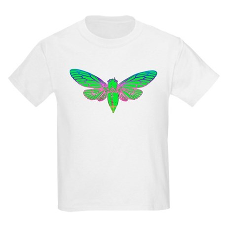 Psychedelic Cicada T-Shirt
