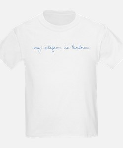 My Religion is Kindness T-Shirt
