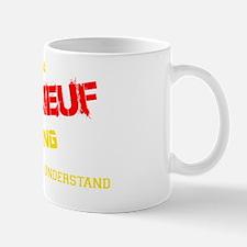 Funny Phaneuf Mug
