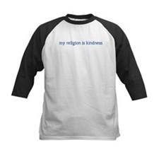 My Religion is Kindness Baseball Jersey