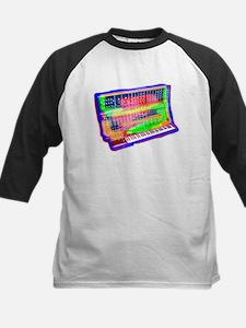 Modular analog electronic synthesi Baseball Jersey