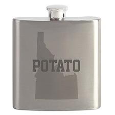 Cute Potatos Flask