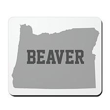 Oregon Beaver Mousepad