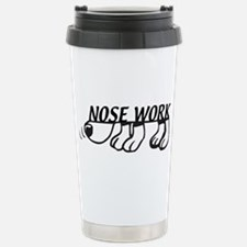 Nose Work Travel Mug