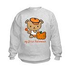 My First Halloween (Boy) Kids Sweatshirt