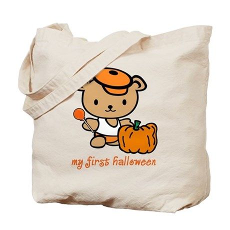My First Halloween (Boy) Trick or Treat Bag
