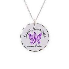 Lupus Butterfly 6.1 Necklace