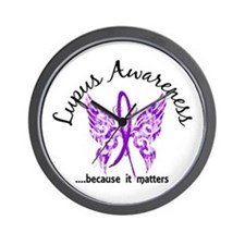 Lupus Butterfly 6.1 Wall Clock