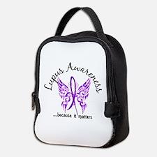 Lupus Butterfly 6.1 Neoprene Lunch Bag