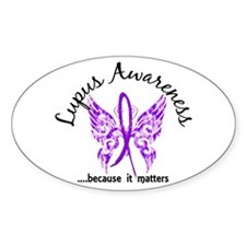 Lupus Butterfly 6.1 Decal