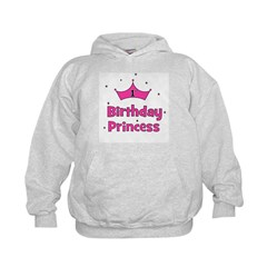 1st Birthday Princess! Hoodie