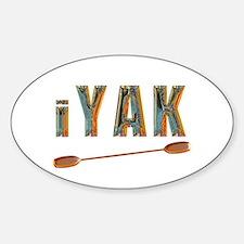 iYak Decal