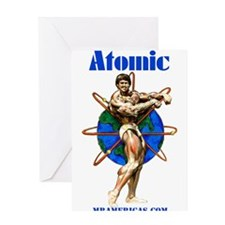 Cool Steroids Greeting Card