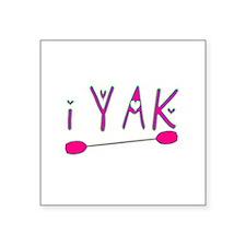 iYAK Sticker