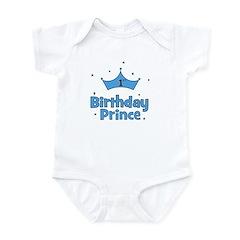 1st Birthday Prince! Infant Bodysuit