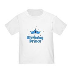 1st Birthday Prince! T