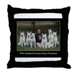WGSP Throw Pillow