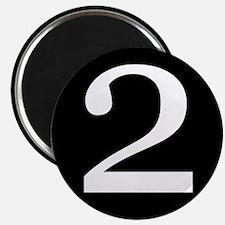 Number 2 Magnets