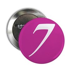 "Number 7 2.25"" Button"