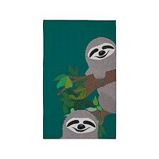 Sloth Area Rug