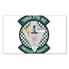 308th Fighter Squadron Decal