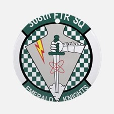 308th Fighter Squadron.png Ornament (Round)
